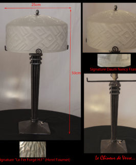 Daum : Lampe
