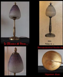Schneider : Lampe de table
