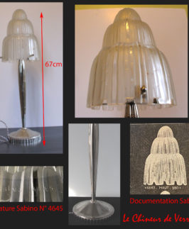 Sabino : Lampe grande Cascade